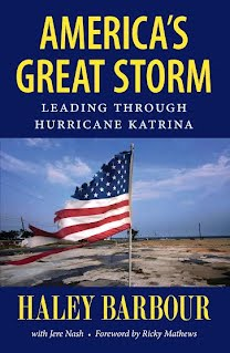 Haley Barbour Katrina Jeremy Burke Bay Books