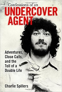 Bay Books Signing Confessions of an Undercover Agent: Adventures, Close Calls, and the Toll of a Double Life