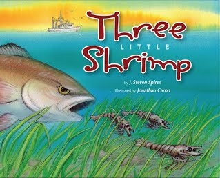 Bay Books Jeremy Burke Three Shrimp Bay St Louis