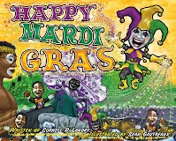 Bay Books Cornell Landry Mardi Gras Old Town Bay St Louis Second Saturday bookstore Jeremy Burke