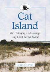 Cat Island Bay Books Bay Saint Louis bookstore Jeremy Burke Old Town Bay Saint Louis