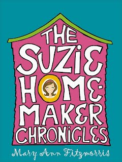 MaryAnn Fitzmorris Jeremy Burke Bay Books June9 Second Saturday The Suzie Homemaker Chronicles