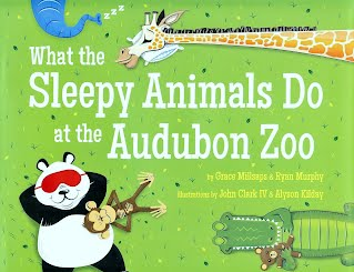 What the Sleepy Animals Do at the Audubon Zoo Bay Books 39520