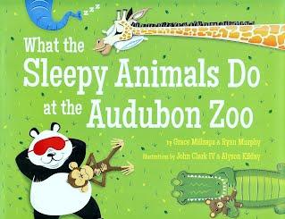 What the Sleepy Animals Do at the Audubon Zoo Bay Books 39520