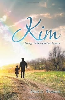 Fred Womack Kim A Dying Child's Spiritual Legacy Bay Books book signing