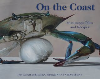 On The Coast Troy Gilbert book signing Bay Books Second Saturday Bay St Louis